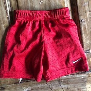 Toddler boys Nike gym shorts